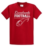 RHS Football Port & Company® - Essential T-Shirt